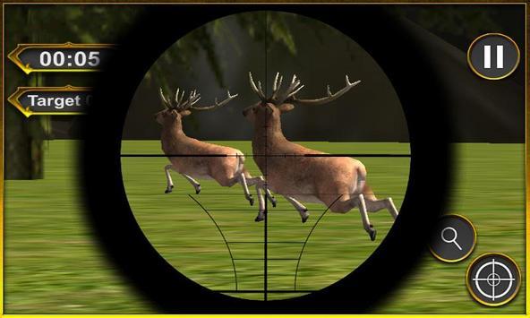 Caza animales de la selva captura de pantalla 9