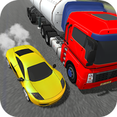 Xtreme Car Driver - City Racing Game icon