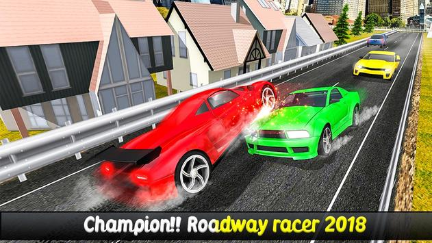 Xtreme Car Driver - City Racing Game poster