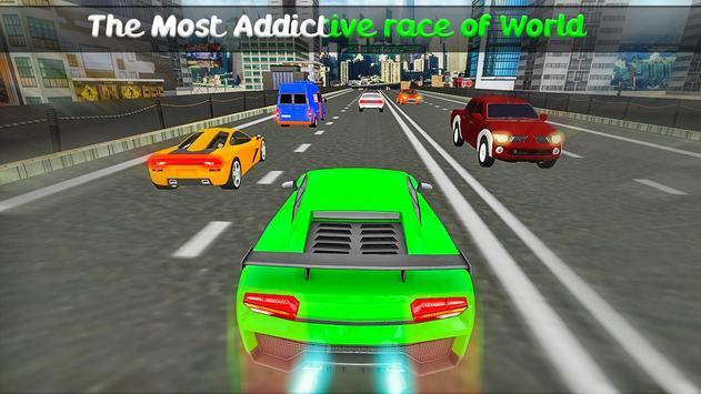 Xtreme Car Driver - City Racing Game screenshot 1