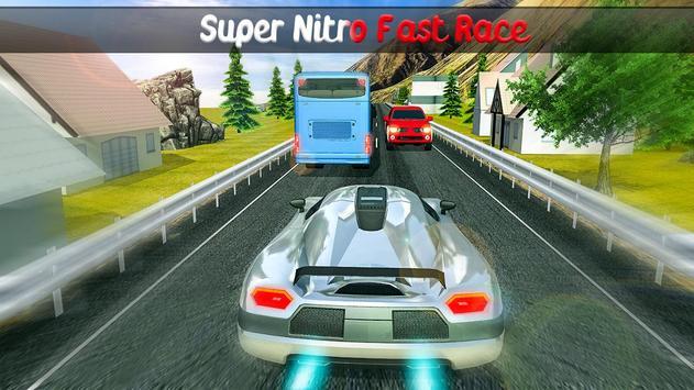 Xtreme Car Driver - City Racing Game screenshot 2