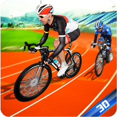 Super Bicycle Rider Race icon