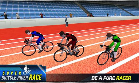 Super Bicycle Rider Race apk screenshot