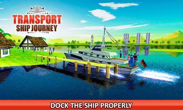 Transport Ship Journey apk screenshot
