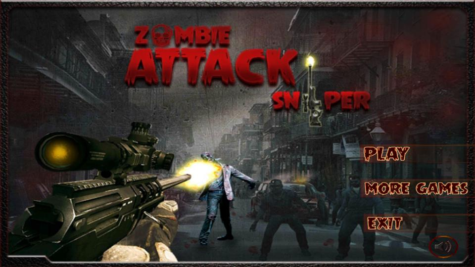 Zombie Attack Sniper For Android Apk Download