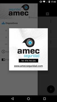Amec Seguridad EasyView poster