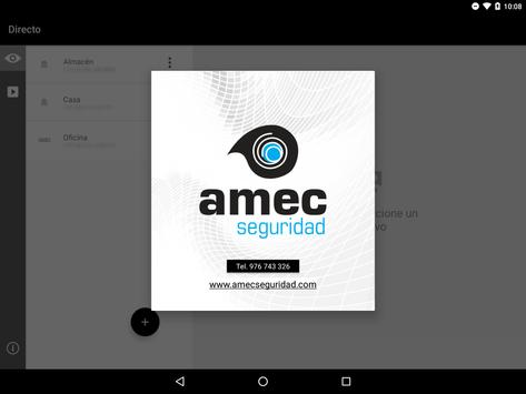 Amec Seguridad EasyView apk screenshot