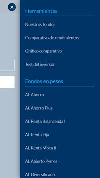 Allaria Fondos screenshot 1