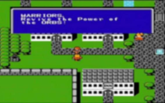 Final of the fantasy 1 the leyend (Emulator) screenshot 1