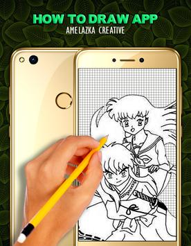 How to Draw Inuyasha - EASY poster