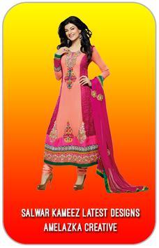 Salwar Kameez Latest Designs poster