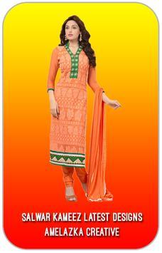 Salwar Kameez Latest Designs apk screenshot