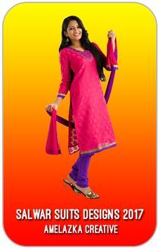 Salwar Suits Designs 2017 poster