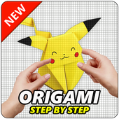 Origami Step by Step - Easy icon