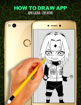 How To Draw Boruto - Easy apk screenshot