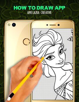 How To Draw Frozen screenshot 3
