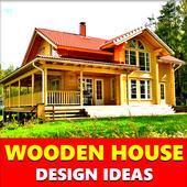 DIY wooden house design 2017 icon