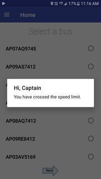 Captain apk screenshot