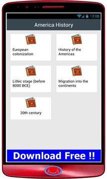 America History poster