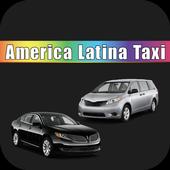 America Latina Taxi icon