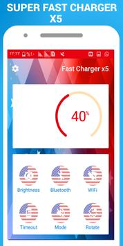 AMERICAN SUPER CHARGER x5 apk screenshot