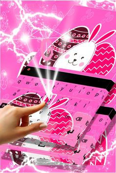 Bunny Keyboard apk screenshot