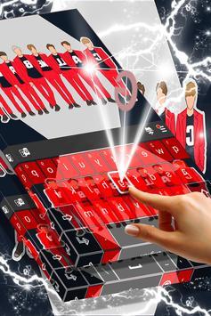 Exo Fans Keyboard Theme screenshot 1