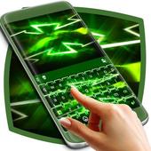 Flash Dark Keyboard icon
