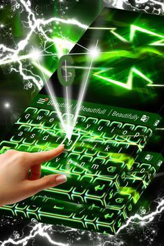 Flash Dark Keyboard apk screenshot