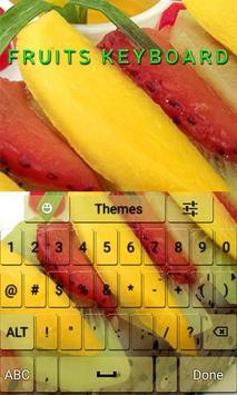 Fruits Keyboard apk screenshot