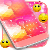 Keyboard Theme for Girls icon