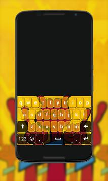Rock Keyboard screenshot 1