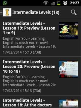 American Language Inst. Temara apk screenshot
