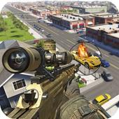American Sniper Traffic Hunt icon