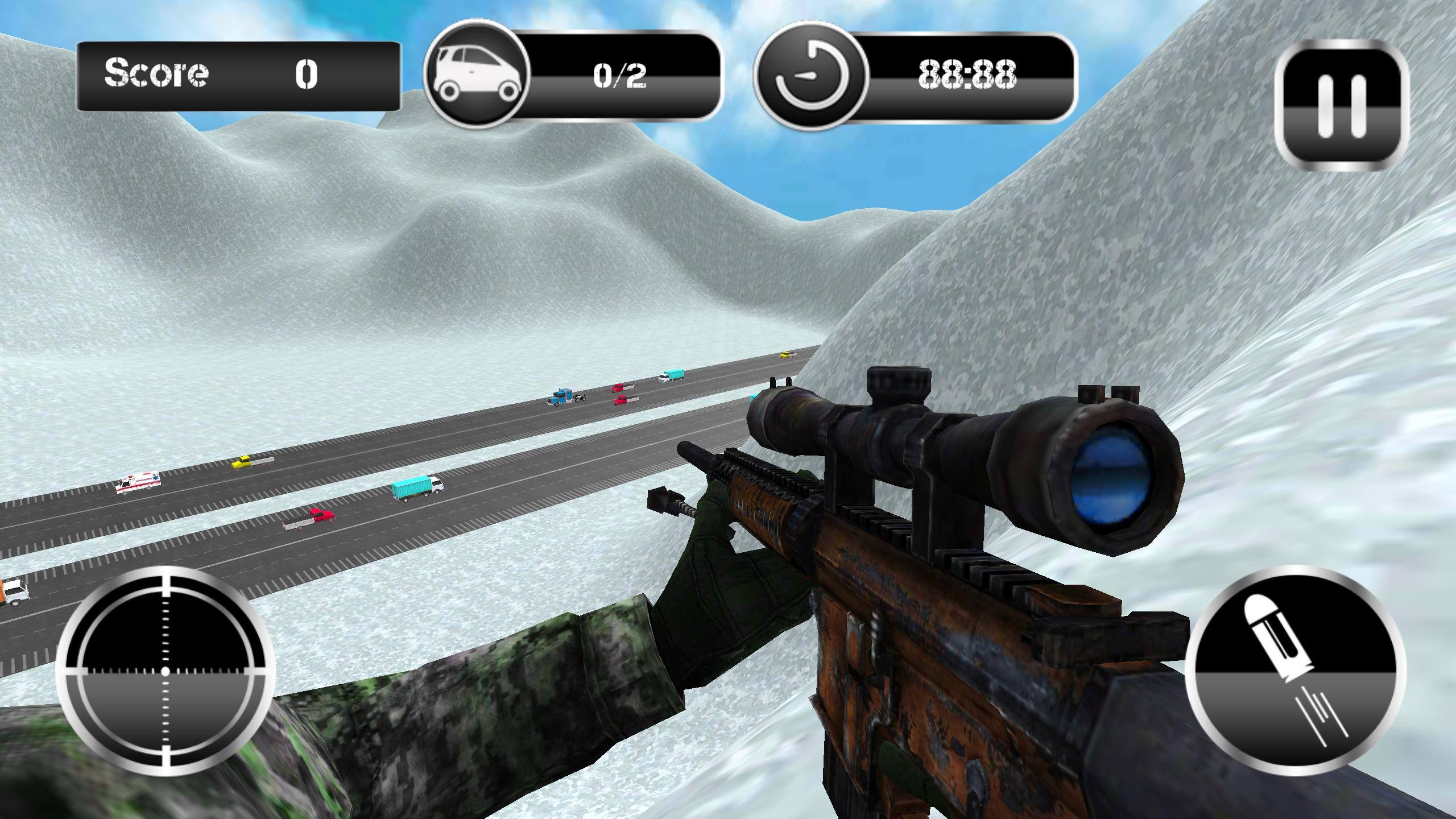 American Sniper Traffic Hunt for Android - APK Download