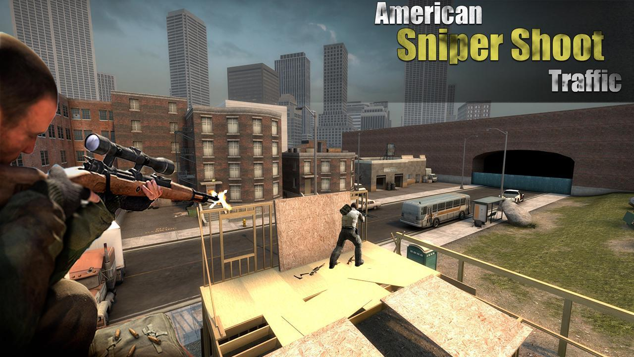 American Sniper Shoot Traffic for Android - APK Download
