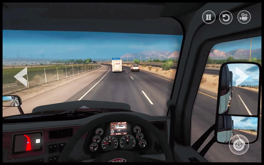 American Truck : Cargo Delivery Driving Simulator for