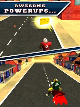 Rivalry Rush Football Runner apk screenshot