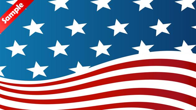 American Flag Wallpaper screenshot 1