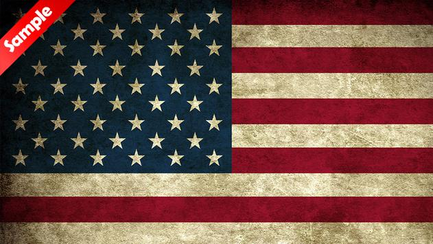 American Flag Wallpaper screenshot 2