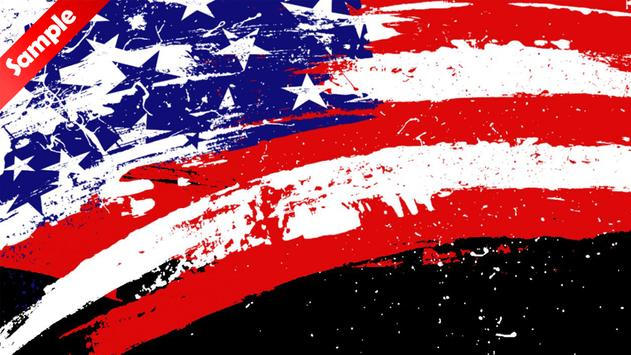 American Flag Wallpaper screenshot 4