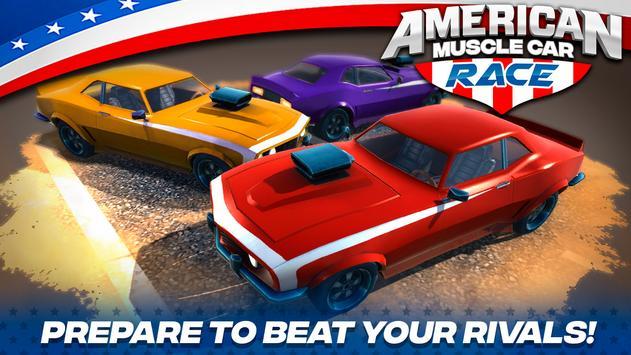 American Muscle Car Race 截图 8