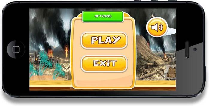 Run Super Soldier battle screenshot 1