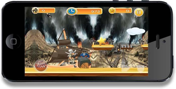 Run Super Soldier battle screenshot 2
