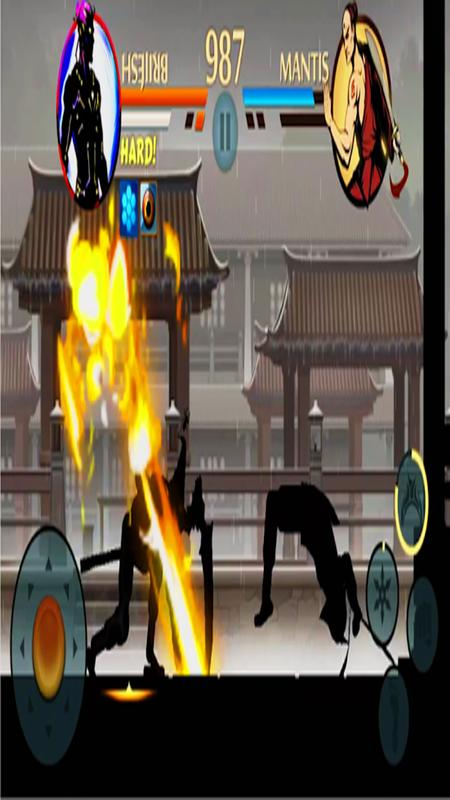 shadow fight game download play store