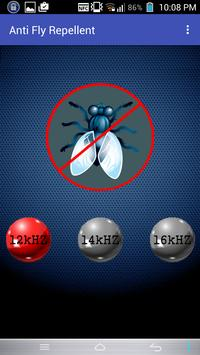 Anti FLy Repellent poster