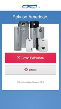 American Water Heaters poster