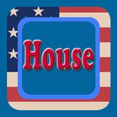 USA House Radio Stations icon