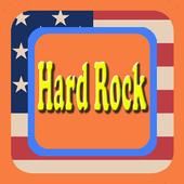 USA Hard Rock Radio Station icon