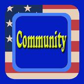 USA Community Radio Stations icon